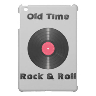 Old time rock and roll iPad mini case