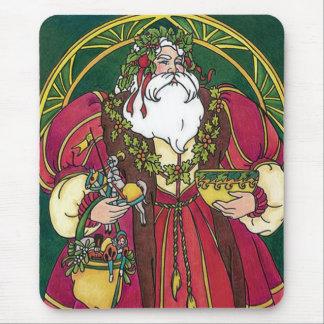 Old Time Santa Mousepad