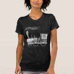Old Time Steam Locomotive Tshirts