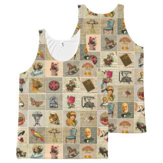 Old Time Unisex Tank
