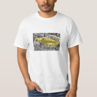 Old Timer 1950's Vintage American Car T-Shirt