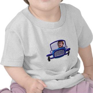 Old timer car car tee shirts
