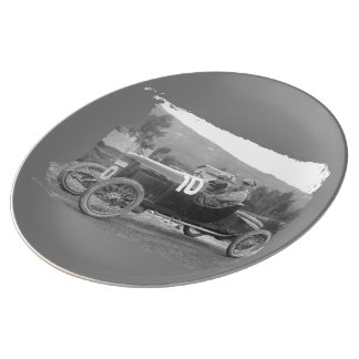 Old timer - Classics Cars Porcelain Plate
