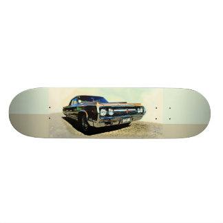 Old timer skate board deck
