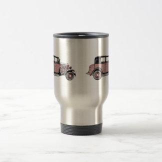 Old timer travel mug