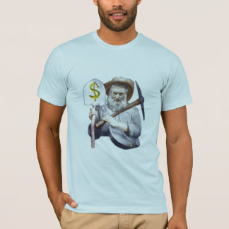 old timey prospector T-Shirt