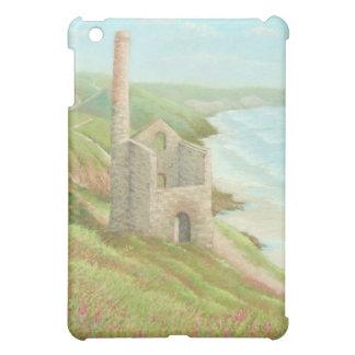 Old Tin Mine, Coast Path, Cornwall iPad Mini Case