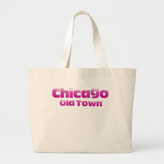 Old Town Chicago Beach Jumbo Tote