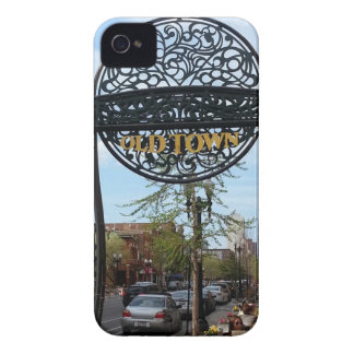 Old Town Chicago iPhone 4 Cases