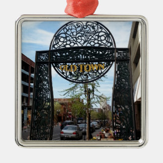 Old Town Chicago Christmas Ornament