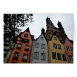 Old Town Cologne - Kohn Note Card