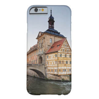 Old Town Hall and the Obere Bridge in Bamberg Barely There iPhone 6 Case