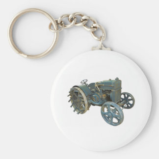old tractor key chain