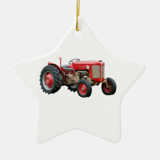 Old Tractors Ornament