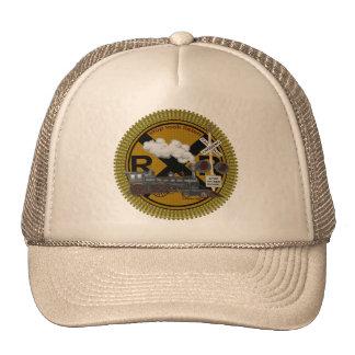 Old Train Hat
