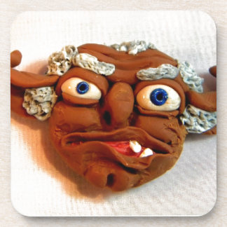 Old Troll I Coasters