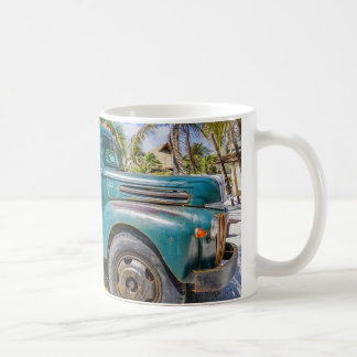 Old Truck in Mexico Coffee Mug