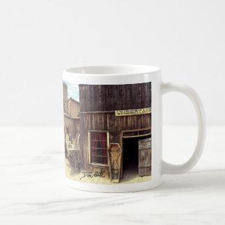 Old Tucson Studios Basic White Mug
