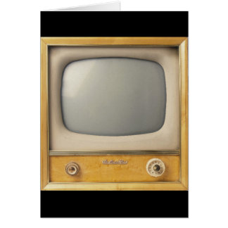 Old TV Card