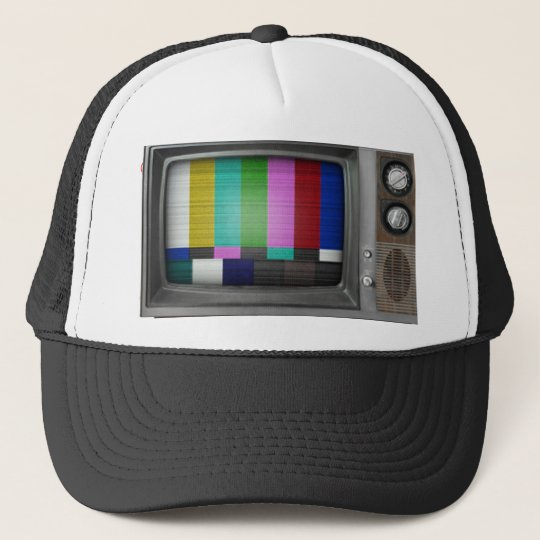 Old TV Trucker Hat
