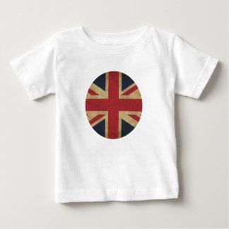 Old Union Jack Flag  Infant Tee Shirt