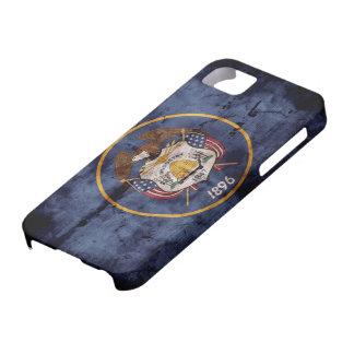 Old Utah Flag; iPhone 5 Cover