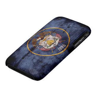 Old Utah Flag; Case-Mate iPhone 3 Case