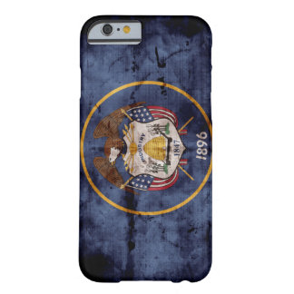 Old Utah Flag; Barely There iPhone 6 Case
