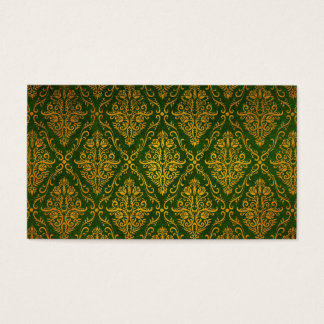 Old Victorian Roses Pattern, green