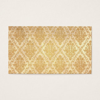 Old Victorian Roses Pattern, light Business Card