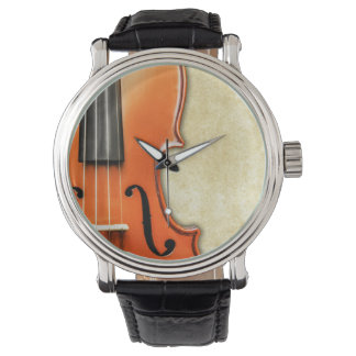 Old Vintage Antique Violin Watch