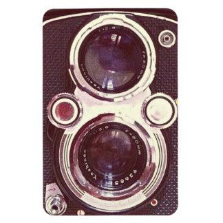 old vintage camera magnet