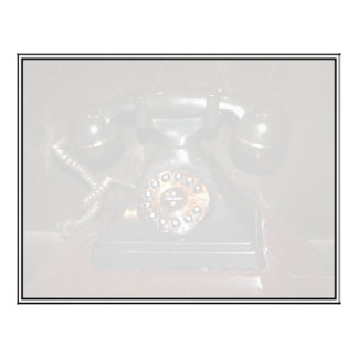 Old Vintage Dial-up Phone Personalized Flyer