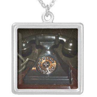 Old Vintage Dial-up Phone Jewelry