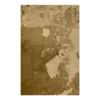 Old vintage distressed look writing stationery