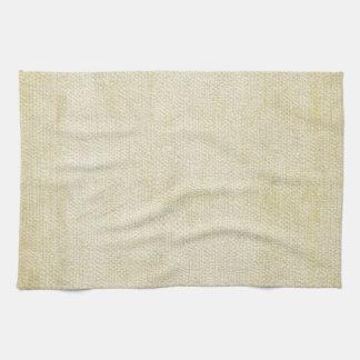 Old Vintage Paper Background Kitchen Towel