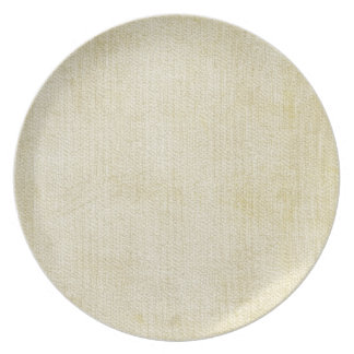 Old Vintage Paper Background Party Plates
