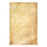 Old Vintage Parchment Personalized Stationery