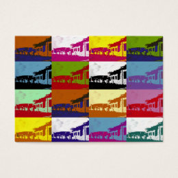 Art history business cards business card printing zazzle uk old wales business card reheart Choice Image