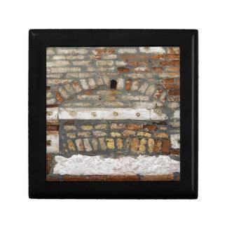 old wall gift box