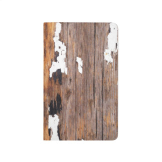 Old Weathered Wood Journal
