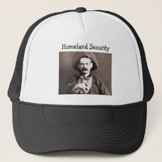 Old West Cowboy Homeland Security Cap