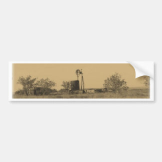 old west homestead bumper stickers