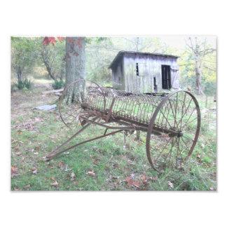 Old West Virginia Farm Photo Art