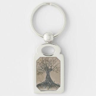 Old Whisper Tree Key Ring