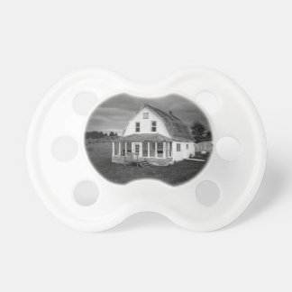 Old white House Pacifier