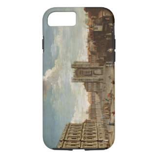 Old Whitehall and the Privy Garden iPhone 8/7 Case