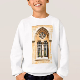 Old window in Oxford, UK Sweatshirt
