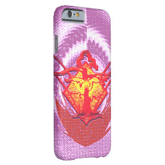 Old Withered Tree - Fire Pink Barely There iPhone 6 Case