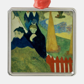 Old Women of Arles, 1888 Christmas Ornament